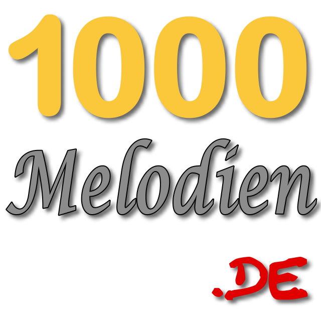 1000 Melodien Logo